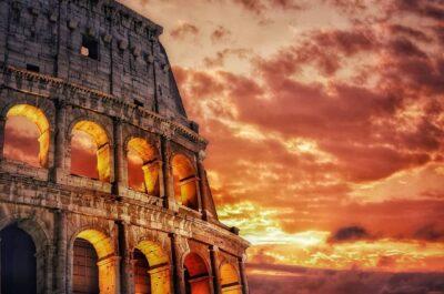 L'uomo che rubava il Colosseo