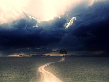 Uno squarcio di cielo