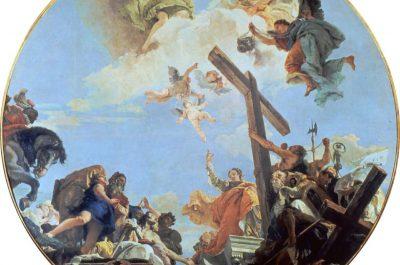 Che invenzione quella croce!