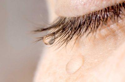 Dalle lacrime alla Luce